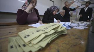 Το AKP θα ζητήσει νέα καταμέτρηση όλων των ψήφων στην Κωνσταντινούπολη