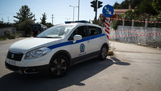 Πυροβολισμοί κατά περιπολικού στην Κρήτη