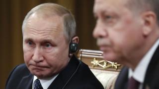 Συνάντηση Πούτιν-Ερντογάν για τους S-400 παρά την οργή των ΗΠΑ