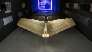 «Σιδερένια» πουλιά: Τα επαναστατικά, ευλύγιστα φτερά της NASA