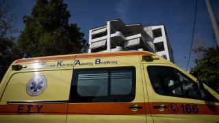 Θεσσαλονίκη: Νεκρός 90χρονος που έπεσε από μπαλκόνι δευτέρου ορόφου