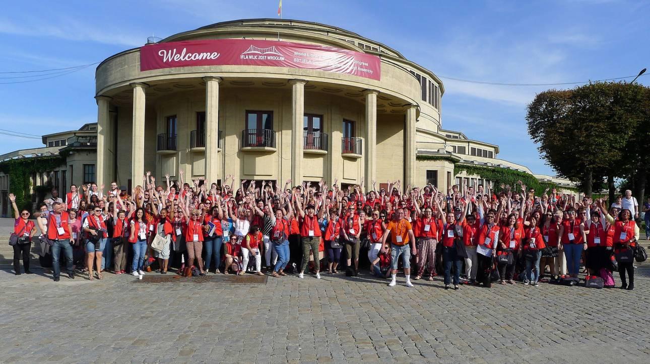 Οι Βιβλιοθήκες με το βλέμμα στο μέλλον: Το 85ο Διεθνές Συνέδριο της ΙFLA στην Αθήνα