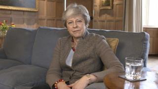 Περιοδεία Μέι στην Ευρώπη για να αποφευχθεί ένα «σκληρό» Brexit