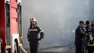 Νέα Σμύρνη: Στο νοσοκομείο ηλικιωμένη από πυρκαγιά στο διαμέρισμά της