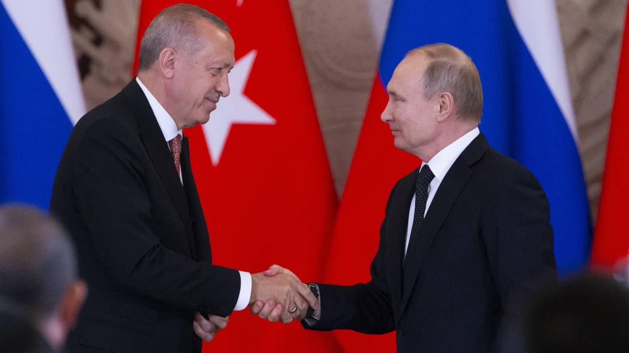 Αμερικανικές κυρώσεις στην Άγκυρα για τους S-400 «βλέπουν» Τούρκοι και Ρώσοι εμπειρογνώμονες