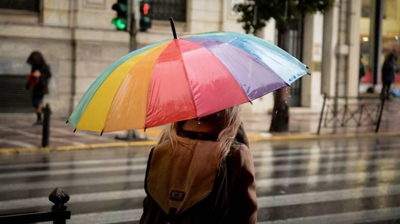 Καιρός: Βροχές και σποραδικές καταιγίδες - Σε ποιες περιοχές αναμένονται εντονότερα φαινόμενα