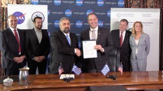 Η Ελλάδα «ταξιδεύει» στη Σελήνη μαζί με τη ΝASA