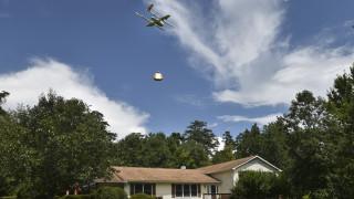 H Google ξεκινά «ντελίβερι» με... drones