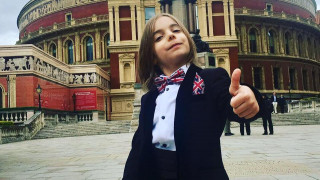 Στέλιος Κερασίδης: Ο νεότερος Έλληνας μουσικός που έπαιξε στο Royal Albert Hall