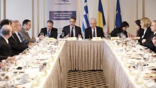 Μητσοτάκης σε πρέσβεις: Η Novartis απόδειξη πως ο Τσίπρας υπονομεύει τη Δημοκρατία
