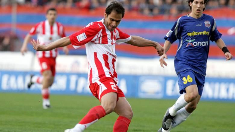 Συνελήφθη ο πρώην παίκτης του Ολυμπιακού, Χρήστος Πατσατζόγλου