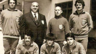 Θρήνος στον ελληνικό αθλητισμό: Νεκρός ο προπονητής των Ολυμπιονικών, Παναγιώτης Αρκουδέας