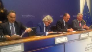 Υπεγράφησαν οι συμβάσεις για την εκμετάλλευση υδρογονανθράκων σε περιοχές του Ιονίου