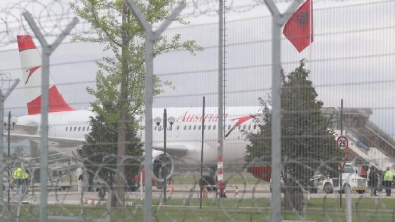 Τίρανα: Ένοπλοι ληστές εισέβαλαν σε αεροπλάνο - Ένας νεκρός