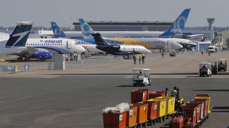 Airbus: Δεν υπάρχει νομική βάση για αμερικανικές κυρώσεις στα αεροσκάφη