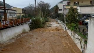 Κρήτη: Ζημιές εκατομμυρίων ευρώ από την κακοκαιρία που έπληξε το νησί
