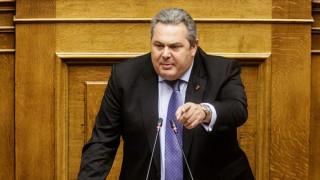 Καμμένος για Κουντουρά – Δανέλλη: Πολιτικοί συνοδοί πολυτελείας