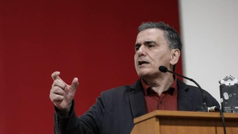Τσακαλώτος: Θα συμφωνήσουν όλοι στην αποπληρωμή του ΔΝΤ