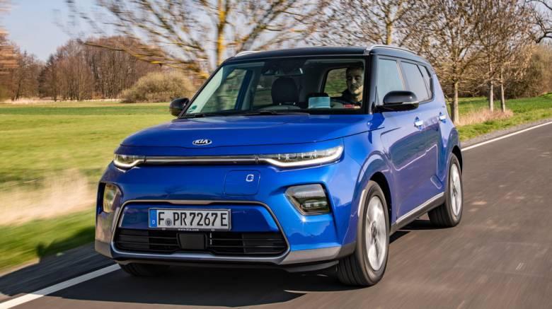 To νέο Kia eSoul είναι ένα από τα πιο εξελιγμένα ηλεκτρικά αυτοκίνητα