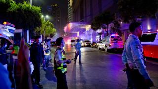 Μπανγκόκ: Έπεσαν από ουρανοξύστη για να γλιτώσουν από τις φλόγες – Δύο οι νεκροί