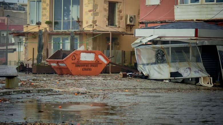 Κρήτη: Σε κατάσταση έκτακτης ανάγκης ο δήμος Λασιθίου