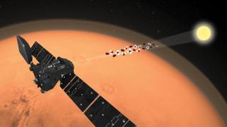 Πλανήτης Άρης: «Χάθηκε» το μεθάνιο - Αρνητικές οι τελευταίες μετρήσεις