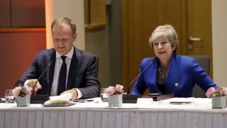 Brexit - Τουσκ: Συμφωνία για ευέλικτη παράταση της διαδικασίας του διαζυγίου ως την 31η Οκτωβρίου