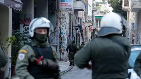 Μαυροειδάκος: Πρέπει η αστυνομία να είναι και να μείνει στα Εξάρχεια