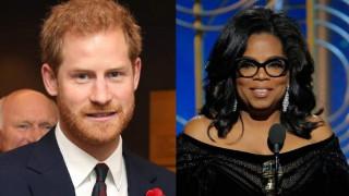 Τι ετοιμάζουν η Όπρα Γουίνφρεϊ και ο πρίγκιπας Χάρι;