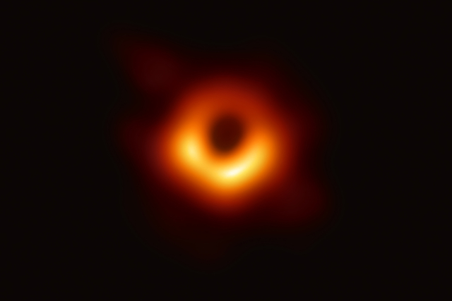 first image of black hole national science foundation