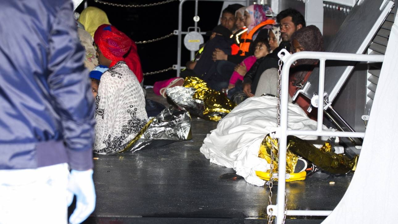 Ιταλία: 70 μετανάστες αναχαιτίστηκαν και αποβιβάστηκαν στη Λαμπεντούζα