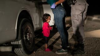 «Ωδή» στους μετανάστες και τα δεινά τους: Αυτή είναι η φωτογραφία της χρονιάς
