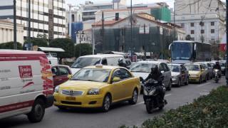 Κυκλοφοριακό χάος στην Αθήνα: Πού εντοπίζονται τα μεγαλύτερα προβλήματα