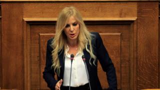 Ευρωεκλογές 2019: Η Μαρία Σταυρινούδη υποψήφια ευρωβουλευτής με την Ένωση Κεντρώων