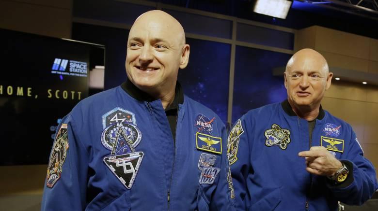 Δίδυμοι αστροναύτες στην υπηρεσία της επιστήμης: Επηρεάζει ένα διαστημικό ταξίδι το ανθρώπινο σώμα;