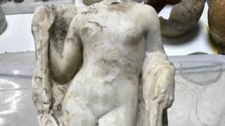 «Αφροδίτες στο Μετρό» - Μια σημαντική αρχαιολογική ανακάλυψη στη Θεσαλονίκη