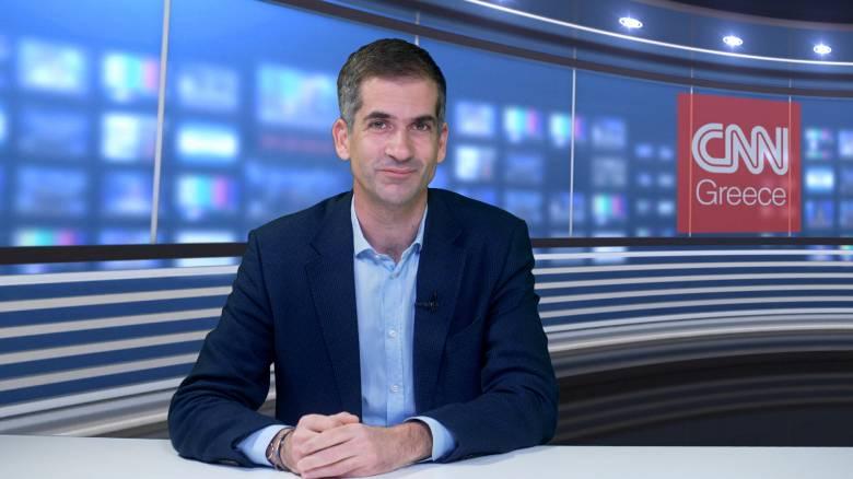 Κ. Μπακογιάννης στο CNN Greece: Η Αθήνα είναι η πόλη των πόλεων και μια μεγάλη πρόκληση