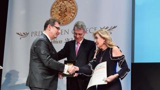 Prix Galien Greece 2019: Κορυφαίοι Έλληνες στην απονομή των «Νόμπελ» της φαρμακευτικής αγοράς