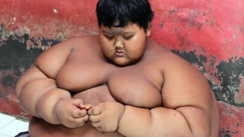 Το πιο χοντρούλικο παιδάκι του κόσμου αδυνάτισε και έγινε αγνώριστο