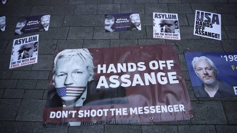 Οι Anonymous προειδοποιούν: «Αφήστε τον Ασάνζ ελεύθερο, αλλιώς θα πληρώσετε»