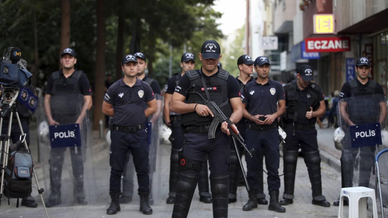 Ταξιδιωτική οδηγία ΗΠΑ για Τουρκία: Κίνδυνος τρομοκρατικών επιθέσεων, απαγωγής και φυλάκισης