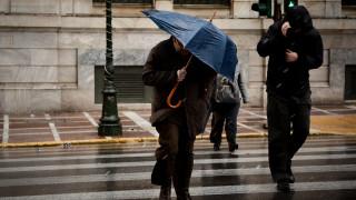 Καιρός: Αφρικανική σκόνη και καταιγίδες το Σαββατοκύριακο