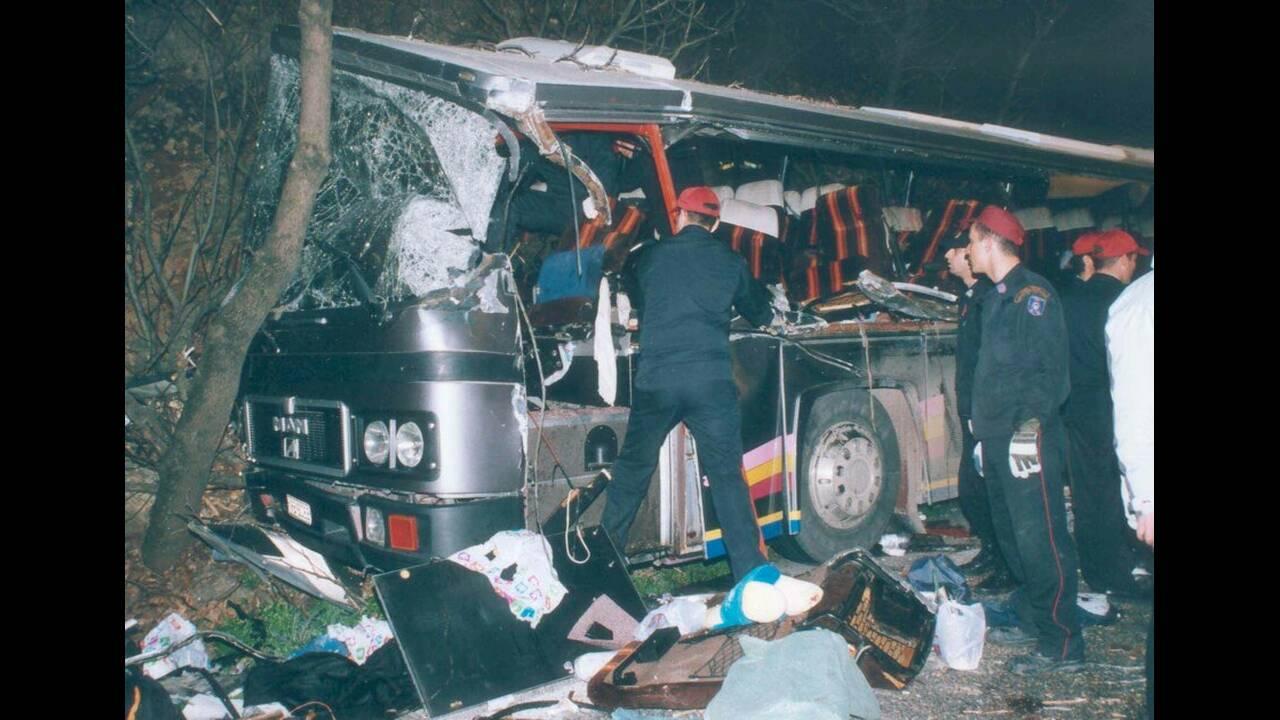 Τέμπη: Η τραγωδία που κόστισε την ζωή σε 21 μαθητές - CNN.gr