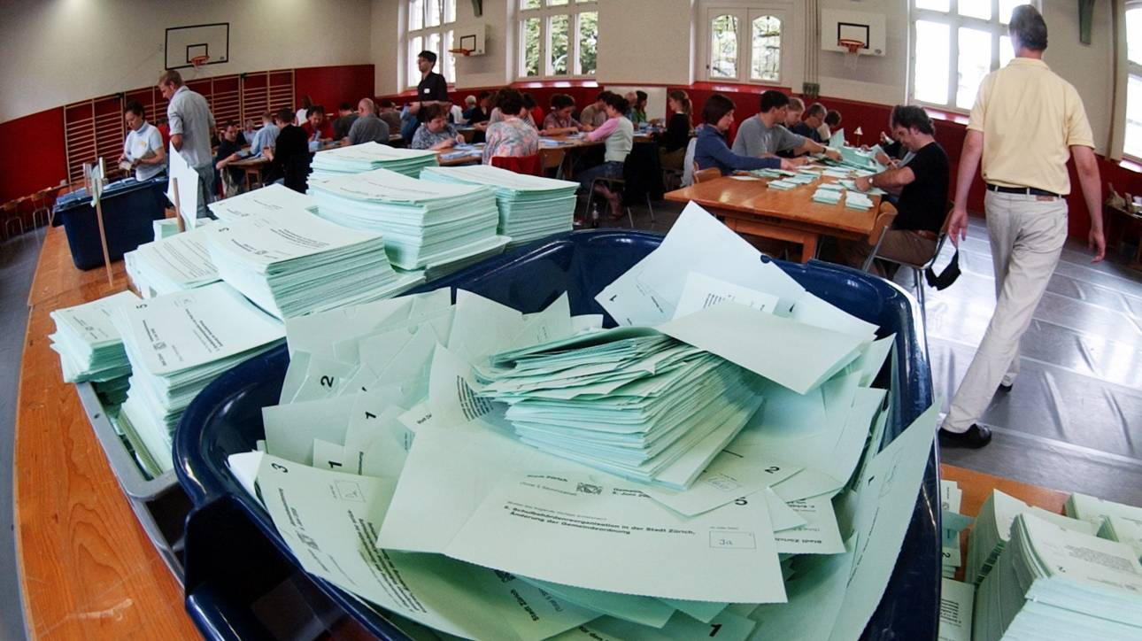 Ιστορική δικαστική απόφαση: Ακυρώθηκε δημοψήφισμα στην Ελβετία