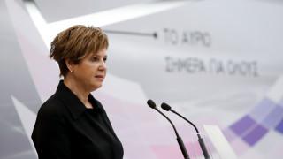 Γεροβασίλη: Ασφάλεια και εξωτερική πολιτική δεν είναι ζητήματα μικροπολιτικής εκμετάλλευσης