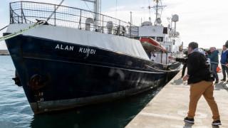 Συμφωνία για τους εγκλωβισμένους μετανάστες σε πλοίο ανοιχτά της Μάλτας
