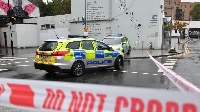 Πυροβολισμοί κοντά στην ουκρανική πρεσβεία στο Λονδίνο