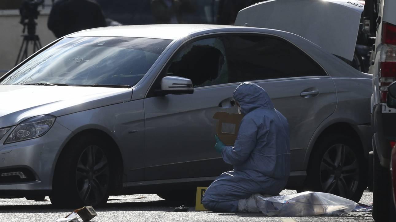 Λονδίνο: Συνελήφθη άνδρας που εμβόλισε το αυτοκίνητο της πρέσβειρας της Ουκρανίας