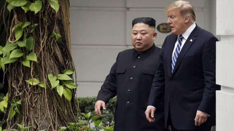 Πρόθυμοι για τρίτη Σύνοδο οι Ντόναλντ Τραμπ και Κιμ Γιονγκ Ουν