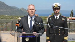 Αποστολάκης από Καστελόριζο: Λαμβάνουμε όλα τα μέτρα που χρειάζονται